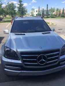 2012 Mercedes-Benz GL-Class GL550 Grand Touring
