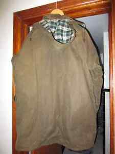 Barbour Ashby Wax Jacket Olive with Snap-on/off Hood Kingston Kingston Area image 2