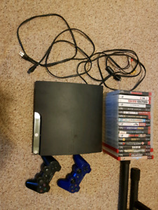 Sony PlayStation 3 and games