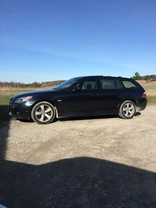 2006 BMW 530xi M PACKAGE WAGON