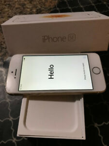 IPHONE 5SE 16GB-Excellent Condition