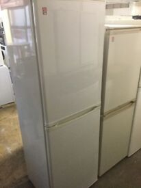 Beko white fridge freezer