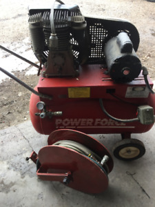 Power Force Compressor