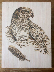 Custom Wood Burning Art - Pyrography Belleville Belleville Area image 3