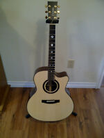 Lakewood J-32 CP Custom acoustic 6-string guitar