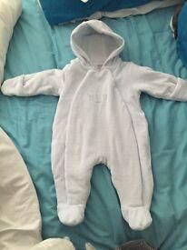Mamas and Papas Snowsuit for sale
