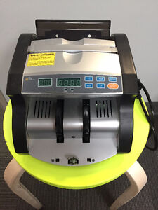 Lightly Used RBC-1200-CA Bill Counter
