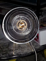 Small tabletop fan