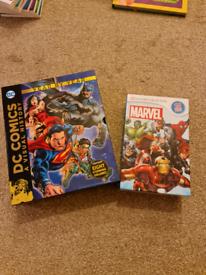 Marvel & DC Kids Books