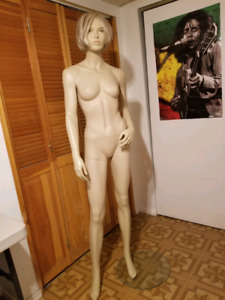 Mannequin model and tailor