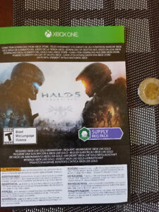 Halo 5 Supply Req Pack - Loot Crate exclusive