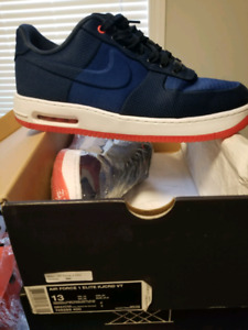 Air force 1 elite nearly new worn one time