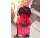 Red kite baby push chair