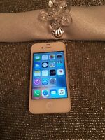 iPhone 4S. 16 Gb white Rogers mint