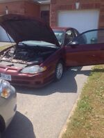 Parting out or selling 2001 Monte Carlo