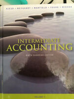 Accounting and Calculus Textbooks