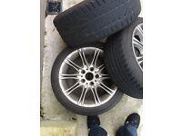 Bmw spare alloy wheels