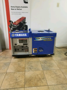 7000watt diesel generator