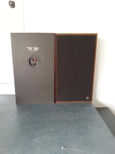 haut parleur (2) vintage Mcintosh