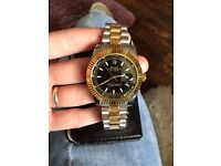 Rolex Day Date Stainless Steel For Sale
