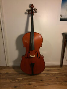 $1400 Cello Yamaha VC5, 4/4 Size (Includes: Bow & Case)
