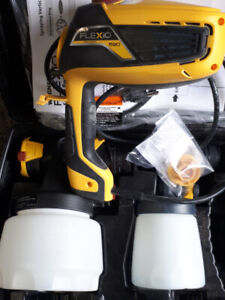 PAINT SPRAYER- FLEXIO 590. USED ONLY ONE TIME.