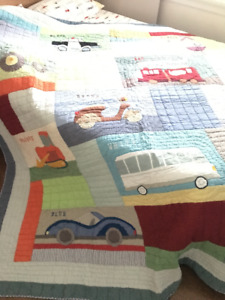 Children's bedding quilt