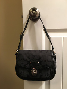 Coach Bag - Black - Brand New