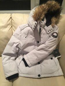 Brand new Alpinetek Jackets - ladies - white - small