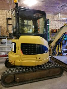 303C cr excavator