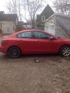 2011 Mazda 3 Gs 4 door