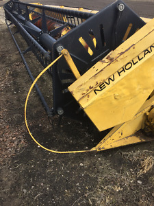 30FT. NEW HOLLAND 971 STRAIGHT CUT HEADERS