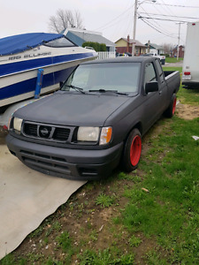 Nissan frontier , civic