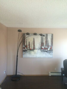 *Moving Sale* Area Lamp