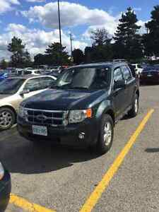 SAFETIED AND ETESTED 2008 Ford Escape XLT SUV Cambridge Kitchener Area image 1