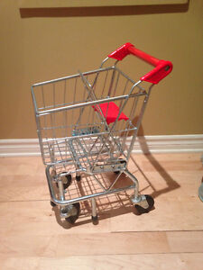 Melissa and Doug Metal Grocery Cart