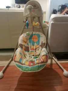 Fisher-Price Cradle 'N Swing - Baby Swing