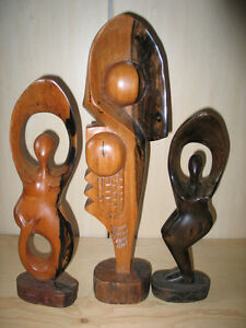 ART AFRICAIN / SCULPTURES / AFRICAN ART