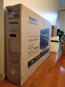 """55"""" LED TV TOSHIBA trade for newer Android Phone"""