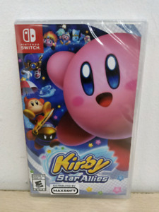 Brand new sealed kirby for switch