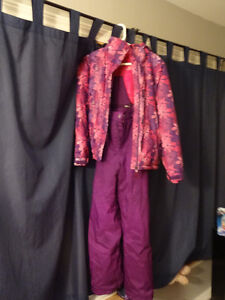 Girls Winter Jackets and Snow Pants and Fall/Spring Jacket