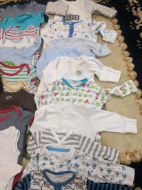 Baby boys clothes 0 to 3
