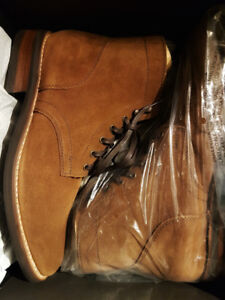 **BNIB Thursday President Boots in 9.5 Cognac Colour for $180**