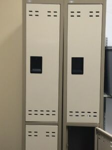 Lockers - 2 double lockers