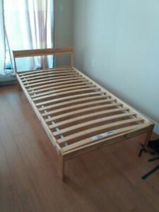 2 Brand NEW Single Bed Frames for $60