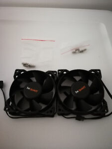 50mm and 80mm fans