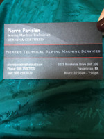 SEWING MACHINE SERVICE TECHNICIAN/BERNINA CERTIFIED