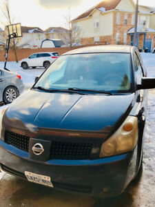 Nissan Quest 2005, 230000 km, very cheap , Priced to go, $1200