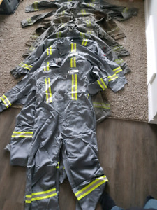 FR coveralls