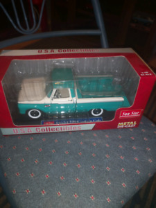 Limited edition Diecast collectible 1965 f100 Custom Cab.